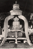 H.M.S Nelson's Silver Bell, Weight 2000 Ozs, 20th Century Photographic Print