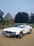 1981 Aston Martin Volante V8 Reproduction photographique