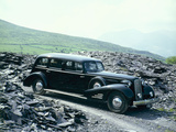 A 1937 Cadillac V16 Sedan, Photographed Among Piles of Slate Photographic Print