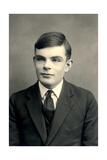 Alan Turing (1912-195) Giclee Print