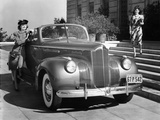1941 Packard 120 Convertible Coupe, (C1941) Photographic Print