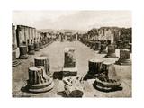 Basilica, Pompeii, Italy, C1900s Giclee Print