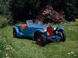 A 1933 Alfa Romeo 8C 2300 Photographic Print
