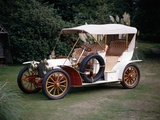 1904 Mercedes 28/32 Hp Photographic Print
