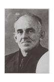 Osip Mandelstam (1891-193), 1935 Giclee Print