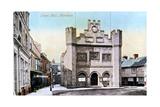 Town Hall, Horsham, 1906 Giclee Print