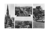 Edinburgh, Scotland, 20th Century Giclee Print