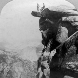 Glacier Point, Yosemite Valley, California, USA Photographic Print