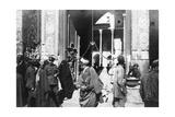 Entrance to Kazimain Mosque, Iraq, 1917-1919 Giclee Print