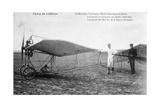 French Monoplane, Biskra, Algeria, C1911 Giclee Print