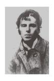 Osip Mandelstam (1891-193), 1914-1916 Giclee Print