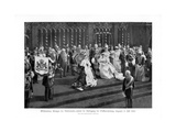 Wilhelmina of the Netherlands, (1880-196), (5 July 189), 1900 Giclee Print