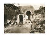 Porta Marina, Pompeii, Italy, C1900s Giclee Print