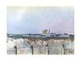 Najaf, Iraq Giclee Print