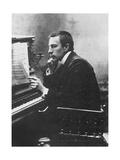 Composer Sergei Rachmaninov (1873-194), 1900s Giclee Print