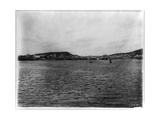 Vladivostok - Panoramic View from Harbor Giclee Print by William Henry Jackson