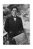 Osip Mandelstam (1891-193), 1908-1909 Giclee Print