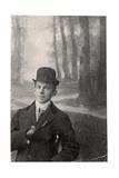 Osip Mandelstam (1891-193), 1910S Giclee Print