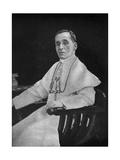 Pope Benedict XV, 1920 Giclee Print by  D'Alessandri