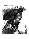 Tibetan Woman, 1938 Giclee Print