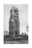 Tower of the Forty Martyrs, Ramla, Palestine, C1930S Giclee Print by Ewing Galloway