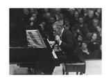 Composer Sergei Rachmaninov (1873-194), End 1930S Giclee Print