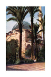 Jezzar Pasha Mosque, Acre, Palestine, C1930S Giclee Print by Donald Mcleish