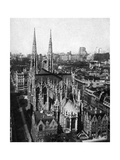 St Patrick's Cathedral, New York City, USA, C1930S Giclee Print by Ewing Galloway