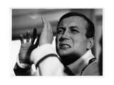 Yevgeny Aleksandrovich Yevtushenko, 1963 Lámina giclée por Paul Popper