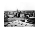 General View of Cairo, Egypt, 1878 Giclee Print by Felix Bonfils