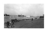 Tigris River, Baghdad, Iraq, 1917-1919 Giclee Print