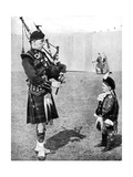 National Costumes Preserved in Army Uniform, 1936 Giclee Print