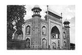 Taj Mahal Gate, Agra, 20th Century Giclee Print