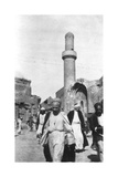 Arab Street Scene, Iraq, 1917-1919 Giclee Print