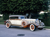 A 1933 Chrysler Custom Imperial Photographic Print