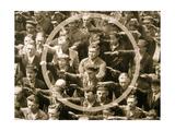 August Landmesser Giclee Print