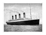 RMS Olympic, White Star Line Ocean Liner, 1911-1912 Giclee Print by FGO Stuart