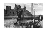 Peel Castle, Isle of Man, 20th Century Giclee Print