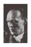 Daniil Kharms (1905-194), 1938 Giclee Print
