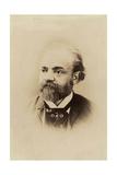 Composer Antonin Dvorak (1841-190), 1893 Giclee Print