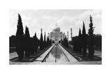 The Taj Mahal, Agra, India, 1916-1917 Giclee Print