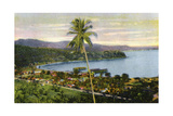 Port Maria, Jamaica, Early 20th Century Giclee Print