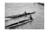Diving Boys, Sierra Leone, 20th Century Giclee Print