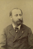 Camille Saint-Saens, French Composer, Conductor, Organist and Pianist, Late 19th Century Photographic Print by Eugene Pirou
