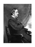 Sir William Vernon Harcourt, British Liberal Statesman, 19th Century Giclee Print by Elliott & Fry