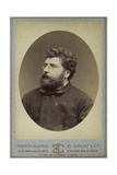 Georges Bizet, French Composer and Pianist, 1870s Giclee Print by Etienne Carjat