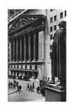 New York Stock Exchange, New York City, USA, C1930S Giclee Print by Ewing Galloway