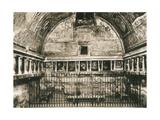 Bagni Dei Foro, Pompeii, Italy, C1900s Giclee Print