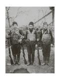 Armenian Heroes-Fedayis Giclee Print