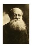 Pyotr Alexeyevich Kropotkin, Russian Anarchist, C1900 Giclee Print by Felix Nadar